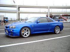 R34 Skyline GT-R... someday...?
