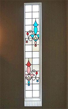 ステンドグラス パネル窓の販売・オーダーメード ステンドガラス窓専門「ステンドグラス窓.COM」