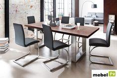 Krzesło MIKADO I ekoskóra, różne kolory - sklep meblowy