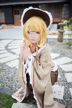 Maru(丸) Kagamine Rin Cosplay Photo - Cure WorldCosplay