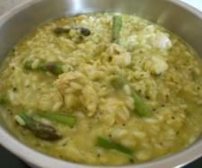 Recipe Easy Chicken & Asparagus Risotto by Catherine_Mum, learn to make this recipe easily in your kitchen machine and discover other Thermomix recipes in Main dishes - meat. Chicken Mushroom Recipes, Asian Chicken Recipes, Chicken Drumstick Recipes, Low Carb Chicken Recipes, Meat Recipes, Cooking Recipes, Asparagus Risotto Recipe, Chicken Asparagus, Easy Meals
