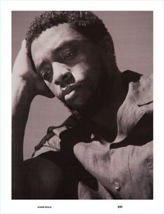 Numéro Homme Berlin catches up with Black Panther actor Chadwick Boseman. The Marvel star appears in a stripped down photo shoot for the magazine's summer Actors Male, Black Actors, Actors & Actresses, Black Panther Chadwick Boseman, Berlin Photos, Black Men Beards, Black Men Hairstyles, The Fashionisto, Black Panther Marvel