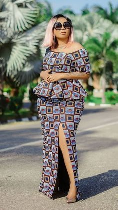 10 Pictures: Latest Ankara fashion styles - Beautiful African Designs - Best African Fashion Ankara And Aso Ebi Styles in 2020 Latest African Fashion Dresses, African Dresses For Women, African Print Dresses, African Print Fashion, African Attire, Ankara Fashion, Africa Fashion, African Prints, African Fabric