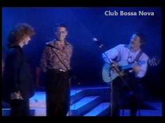 """Chico Buarque, Toquinho & Fiorella Mannoia - """"O Que Será"""
