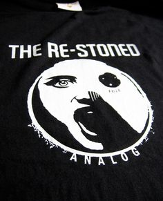 "Seelk screen print for ""The Re-Stoned"""