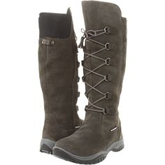 Baffin Madelaine - they say it's gonna snow here so i think i NEED these LOL Baffin Boots, Riding Boots, Combat Boots, Women's Lace Up Boots, Side Zip Boots, Cool Boots, Platform Boots, Winter Boots, Shoe Bag