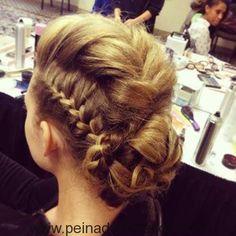 16.Peinado con Trenzas #peinadoscontrenzas