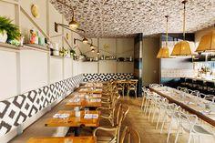 Cucina Sorella, the pasta-centric offshoot of Cucina Urbana and Cucina Enoteca, is now open in Kensington.
