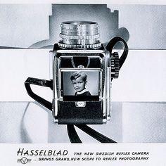 Handmade in Sweden since 1941. // #hasselblad #createtoinspire #mediumformat #hasselbladheritage