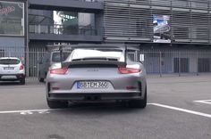 Here is the first 2015 Porsche 991 GT3 RS Street Video  - http://porschehangout.com/porsche-991-gt3-rs-street-video/