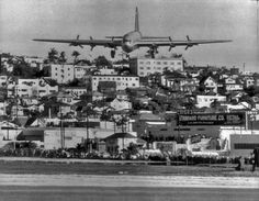 1947 Consolidated Aircraft Corp. Historic San Diego, Calif. Wire Photo