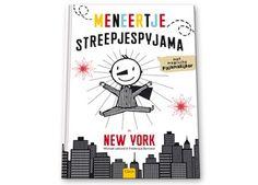 Grappig voorleesboek 'meneertje streepjespyjama in new york'. Met het transparante inlegvel (magische beweegplaat!) komen de illustraties onder je vingers tot leven: auto's beginnen te rijden, wielen draaien, voetgangers lopen rond, blaadjes dwarrelen ... Dit is pure magie! Clavis | kinderen-shop Kleine Zebra