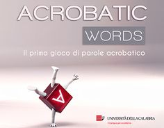 "Check out new work on my @Behance portfolio: ""ACROBATIC WORDS visual"" http://be.net/gallery/46466271/ACROBATIC-WORDS-visual"