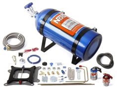 Bottle Basics: Nitrous Baseline Tuning Recommendations for NOS Systems