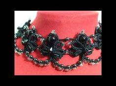 Izrada ručno radjenog nakita od konca u tehnici frivolite (tatting), u kombinaciji sa perlama, biserima, kristalima.Mastovito, carobno i bajkovito moze da us...