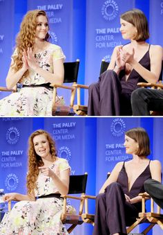 Holland Roden and Shelley Hennig attend the Teen Wolf panel at The Paley Fest… Teen Wolf Actors, Teen Wolf Cast, Dylan O'brien, Shelley Hennig, Malia Tate, Scott Mccall, Stydia, Derek Hale, Lydia Martin