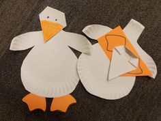 Fun with Friends at Storytime: Lucky Ducks!