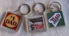 keyrings for father's day