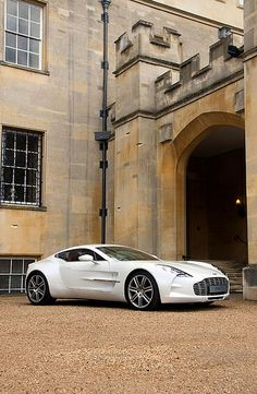 carpr0n:    Fit for a king  Starring: Aston Martin One-77  (by StephenHall)