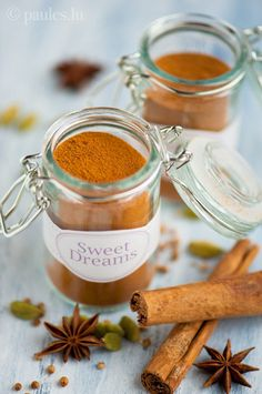 cinnamon.love it with everything !