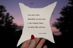 """You Are Love"" Purple Sunset Inspirational Love Poem Cute Love Quotes, Self Love Quotes, Love Poems, Success Poster, Success Quotes, Good Relationship Quotes, Life Quotes, Purple Sunset, Inspirational Poems"
