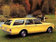Ford Granada Turnier '1972–77