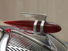 Simple Art Deco Hood Ornaments | antique car hood ornaments - Google Search