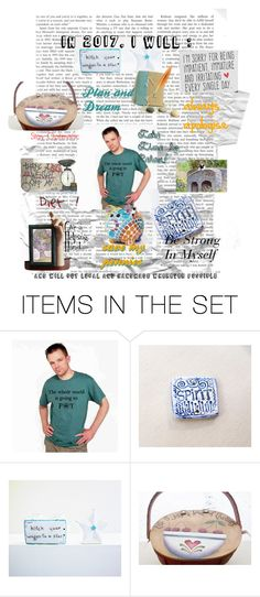"""""""2017 Resolutions"""" by rusticrevivals ❤ liked on Polyvore featuring art"""