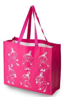 Tällänen muumikassi Reusable Tote Bags