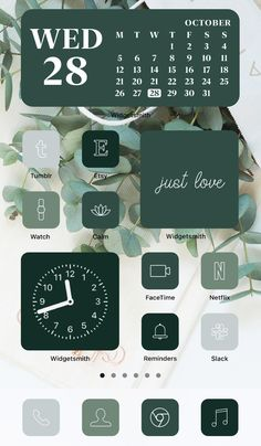 Iphone Home Screen Layout, Iphone App Layout, Iphone App Design, Telefon Hacks, Icones Do Iphone, Organize Phone Apps, Iphone Wallpaper Ios, Ios App Icon, Iphone Icon
