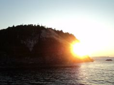 Tobermory Heaven, Celestial, Sunset, Outdoor, Outdoors, Sky, Sunsets, Outdoor Games, Paradise
