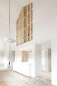 Maison Alpine par Pedevilla Architekten