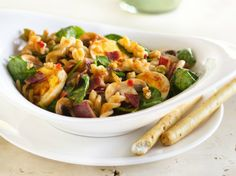 bPrize-Winning Recipe 2009!/b Heres a delicious dinner salad you can have ready to serve in less than 30 minutes!