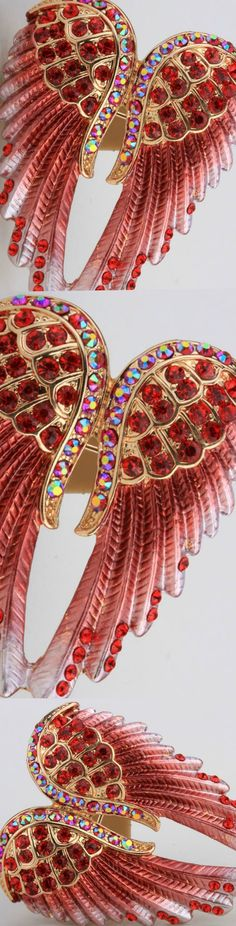 Angel Wing Brooch Pins! Click The Image To Buy It Now or Tag Someone You Want To Buy This For. #ScarfPin