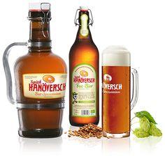 Hanöversch Fest-Bier - Mit tatkräftiger Unterstützung des Regionspräsidenten Hauke Jagau und Paul-Eric Stolle, Präsident des Verbandes Hannoverscher Schützenvereine, haben wir eine ganz besondere Bier-Spezialität eingebraut: Hanöversch Fest-Bier. Dieses bernsteinfarbige Märzen besticht durch seinen vollmundig-süffigen Malz-Charakter und wird exklusiv zum Schützenfest Hannover ausgeschenkt.