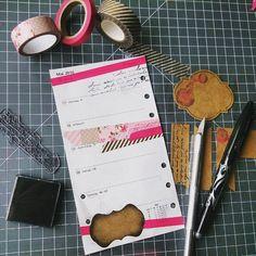 Week 20  #filofax #filo #filominatisch #planner #plannergoodies #plannerlove #filolove #gestalten #entspannung #washitape #washiaddict #filofaxaddict #stickers #stempel #ink #papercraft #frixionpen #farben by rominatisch_