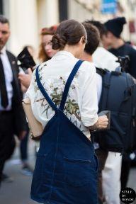 STYLE DU MONDE / Men's PFW SS 2015: Diletta Bonaiuti  // #Fashion, #FashionBlog, #FashionBlogger, #Ootd, #OutfitOfTheDay, #StreetStyle, #Style