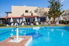 Hôtel Fragiskos 3* à Matala