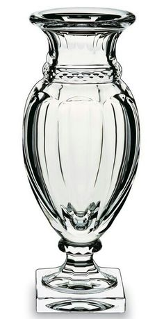 Baccarat crystal vase. Absolutely Exquisite!