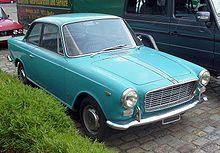 Fiat 1500 Coupé Vignale - Wikipedia, la enciclopedia libre