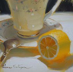 """""""Lemon Royalty"""" - by Elena Katsyura"""
