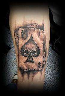 skull-ace-of-spades-tattoos.JPG - skull-ace-of-spades-tattoos. Tattoo Drawings, Body Art Tattoos, Sleeve Tattoos, Cool Tattoos, Ace Of Spades Tattoo, Ass Tattoo, Sister Tatto, Karten Tattoos, Skull Tatto