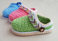 CROCHET PATTERN Baby Shoes - Crochet Booties - Baby Clogs - Tribal Baby Clogs - Baby Shower - DIY Shoes - Crochet Pattern Shoes