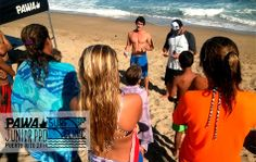 Tommy sharing some heat experience.. #pawasurfclinic #pawasurf