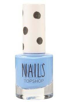 'Celestial' Nail Colour. Yes, from Topshop.