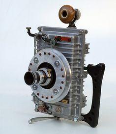 "Lockwasher's ""industrial strength"" Imperial HD 700 camera, via Flickr."