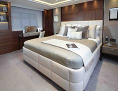 Yacht IMPERIAL PRINCESS -  VIP Cabin