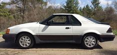 This 1986 Ford Escort EXP Is $1,800, And Could Be The Last Decent One Out There