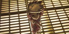 Baby Groot helping to Yondu