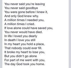 I miss you Bootsie Slazer October 9 2013